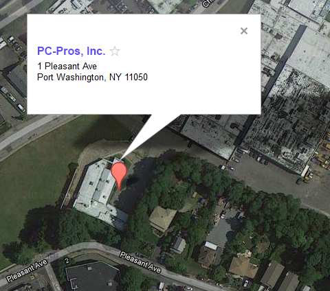 PC-Pros Port Washington Location